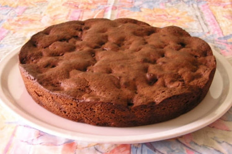 G teau poire chocolat la meilleure recette - Poire de terre cuisine ...
