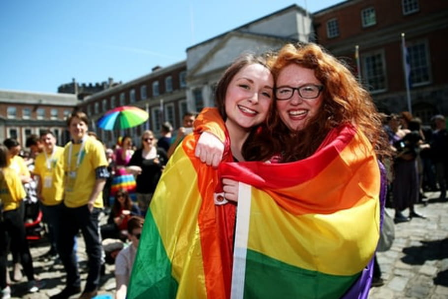 L'union homosexuelle adoptée en Italie