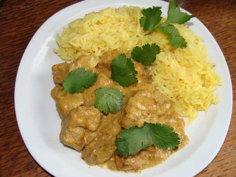 Saut de porc l 39 indienne - Cuisiner un saute de porc ...