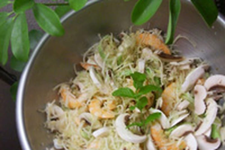 recette de salade minceur la recette facile. Black Bedroom Furniture Sets. Home Design Ideas