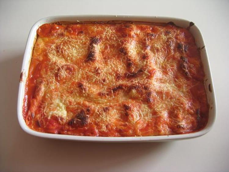 Recette de lasagnes aux c tes de porc et chanterelles la - Cuisiner la chanterelle ...