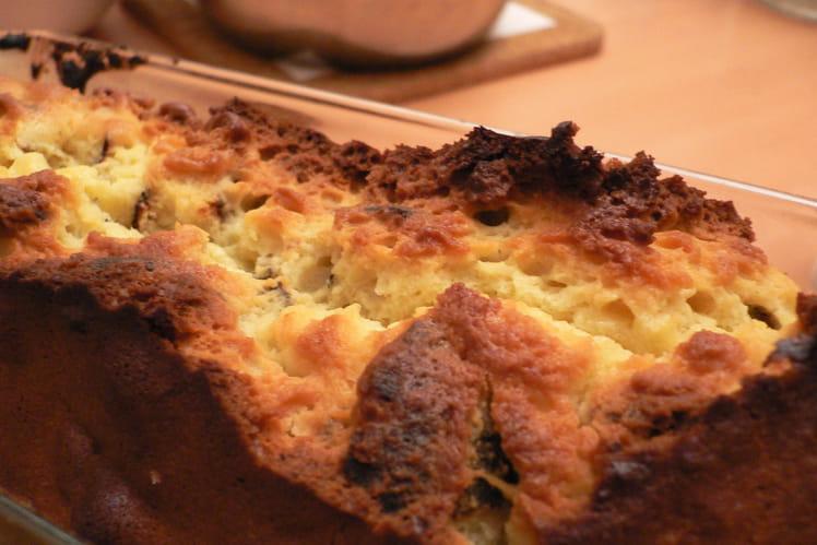 Gâteau moelleux citron et huile d'olive