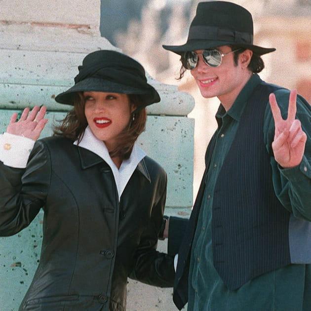 Mort Michael Jackson mariage fille Elvis Presley