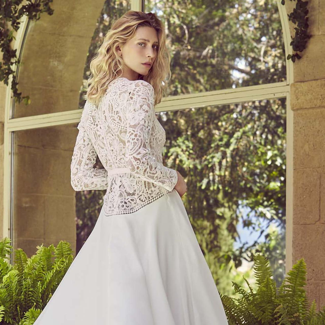 Belles Mariée Plus Robes 2020 Les De 2DIH9E