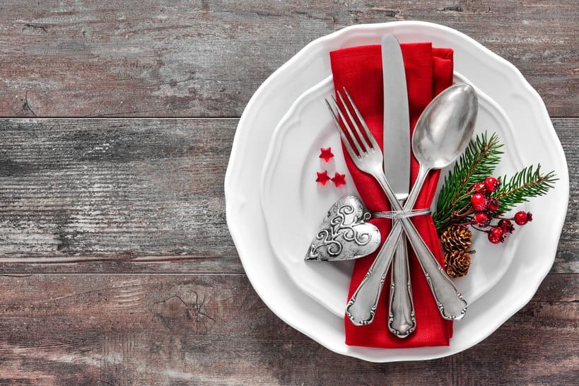 De l'entrée au dessert, voici des idées de menus de Noël préétablis