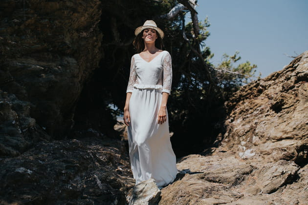 Retour sur la collection 2018: Robe de mariée Abel, Lorafolk