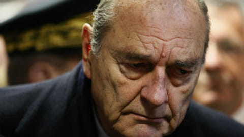 Jacques Chirac fête ses 80 ans, très affaibli