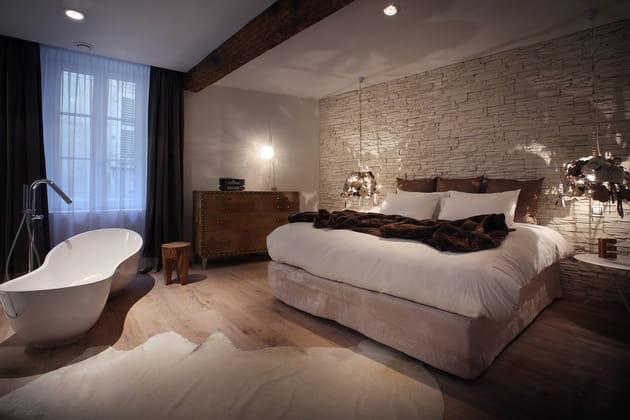 Meilleur hôtel 5étoiles: Le PetitHôtelConfidentiel à Chambéry