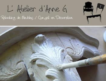 L 39 Atelier D 39 Anne G Ou Comment Donner Un Autre Style Aux