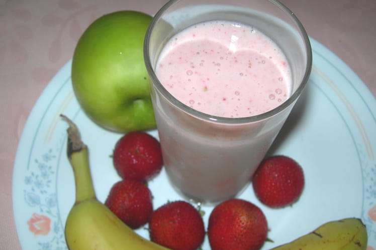 Milk-shake santé