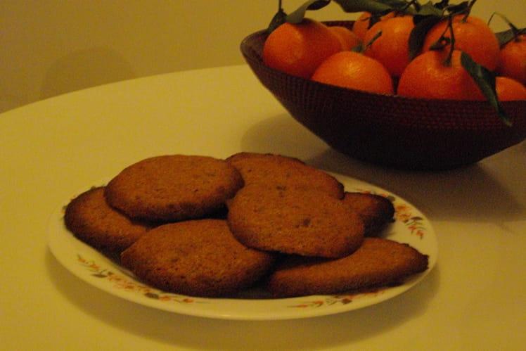 Cookies aux spéculoos