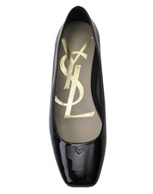 ballerines « love ballerinas » d'yves saint laurent
