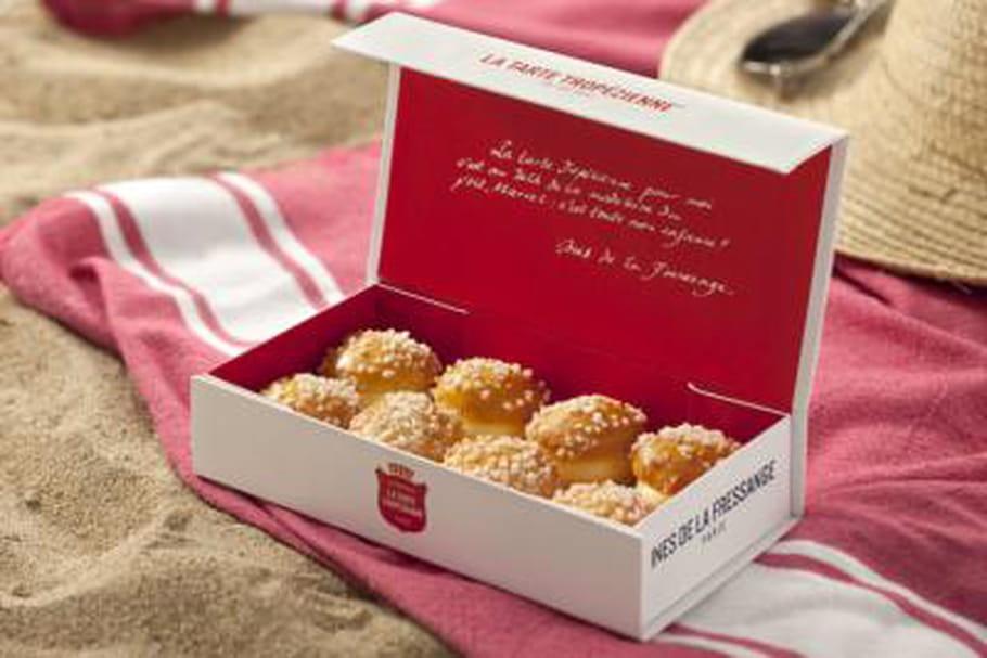 Concours : Gagnez des boîtes de 8 Baby Trop' Ines de la Fressange