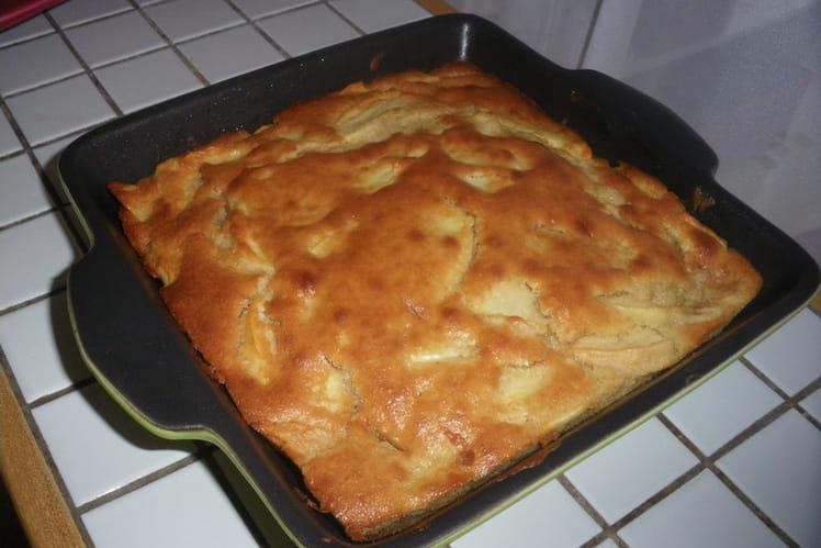 Gâteau aux pommes gourmand