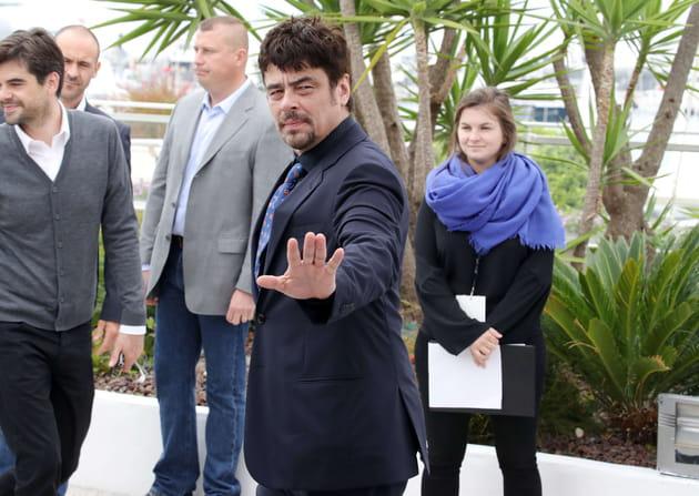 """Benicio Del Toro dit """"stop"""""""