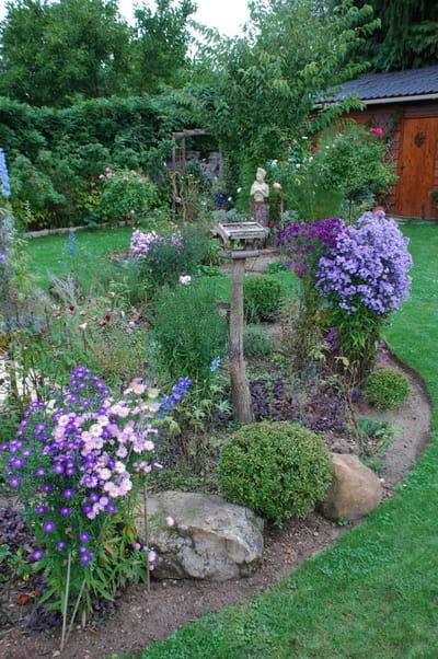 jardin de st fiacre, auvers saint georges
