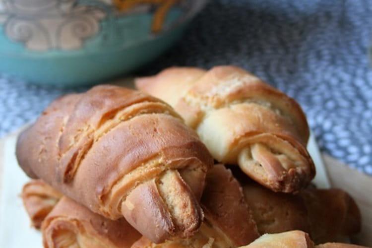 Croissants Bio sans gluten et sans oeufs