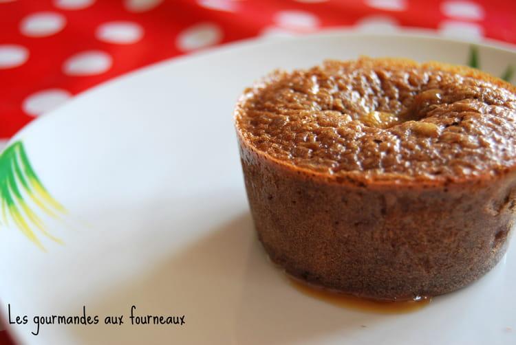 Incroyable Recette Caramel Beurre Salé Cyril Lignac gâteau au chocolat au lait et caramel au beurre salé mi cuit