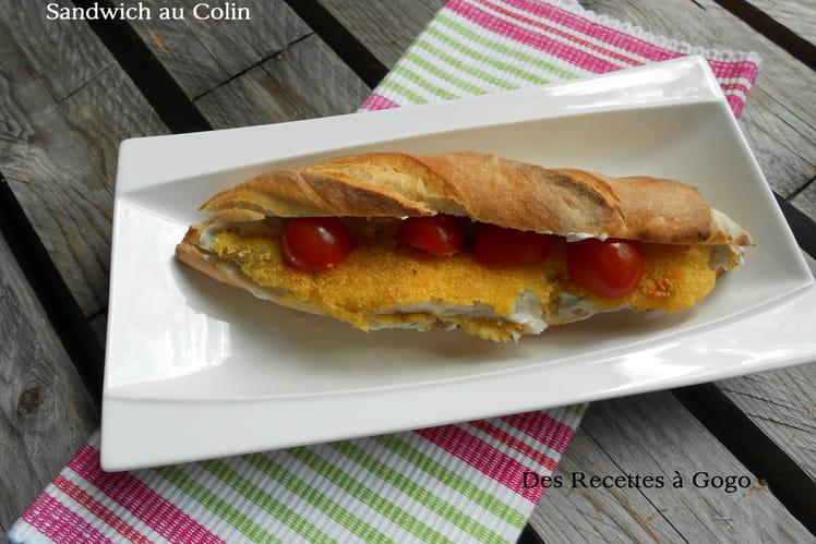 Sandwich au colin