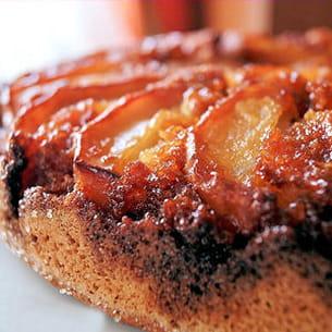 gâteau au yaourt aux pommes d'amour