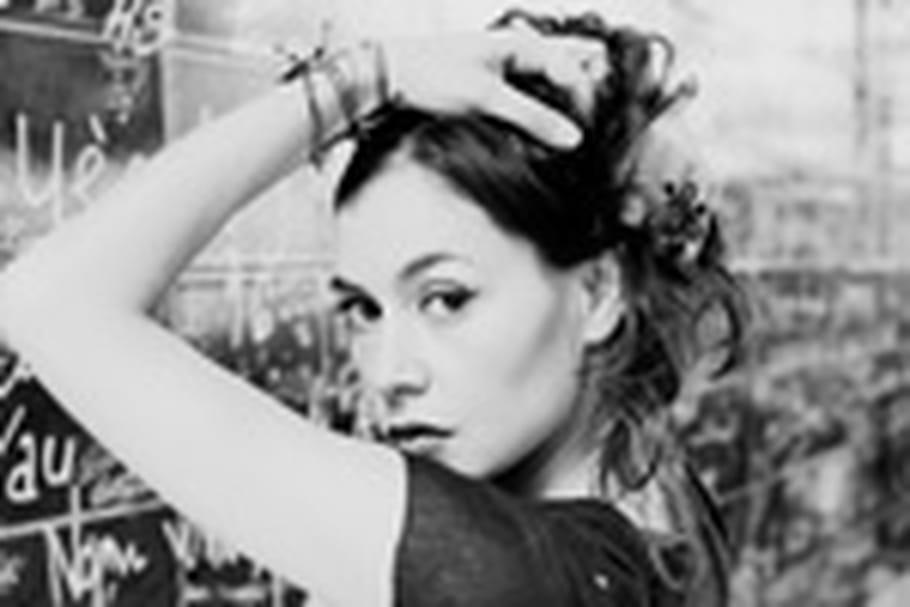 Olivia Ruiz, égérie de Scooter