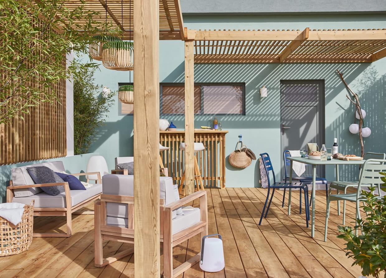 Anti Mousse Terrasse Beton terrasse en bois : comment bien la choisir ?
