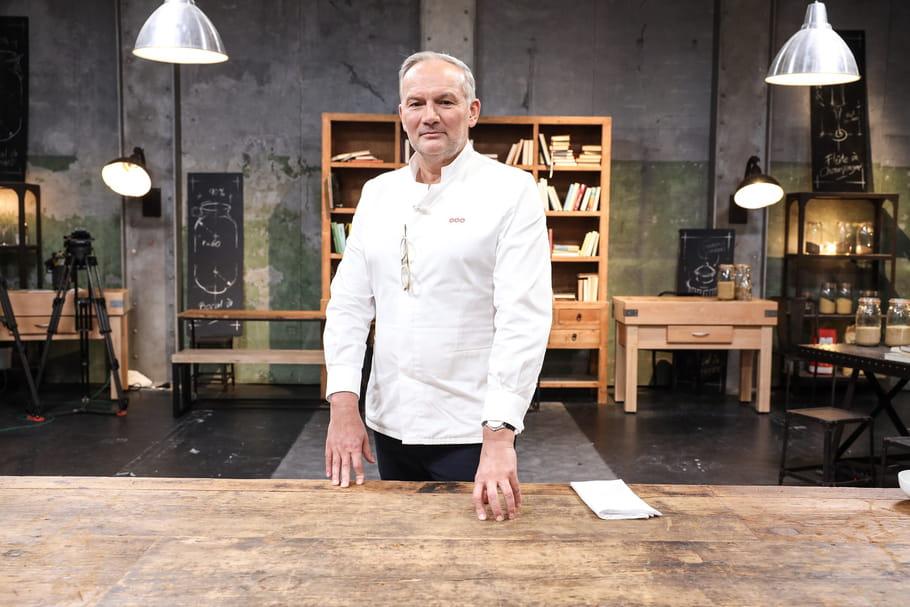 Qui est Christian Le Squer, chef trois étoiles invité de Top Chef 2021?