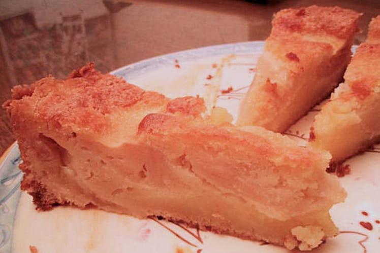 Gâteau aux pommes extra moelleux