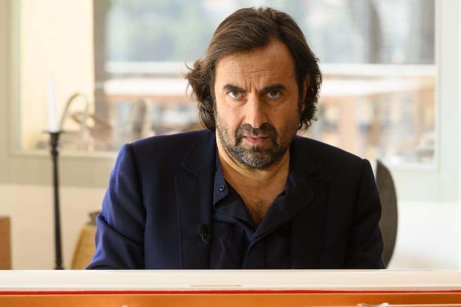 """André Manoukian: """"Je peux vivre d'amour et de salade grecque"""""""