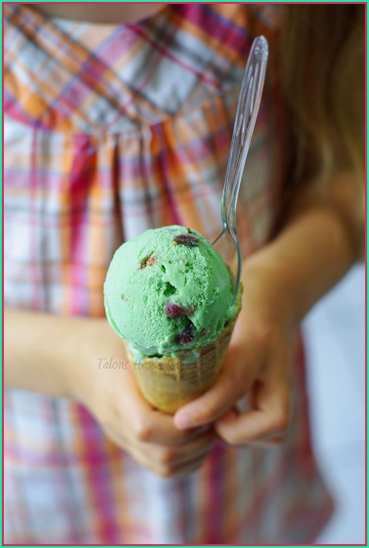 Recette Glace Pistache Sans Oeufs glace à la pistache et figues au pineau