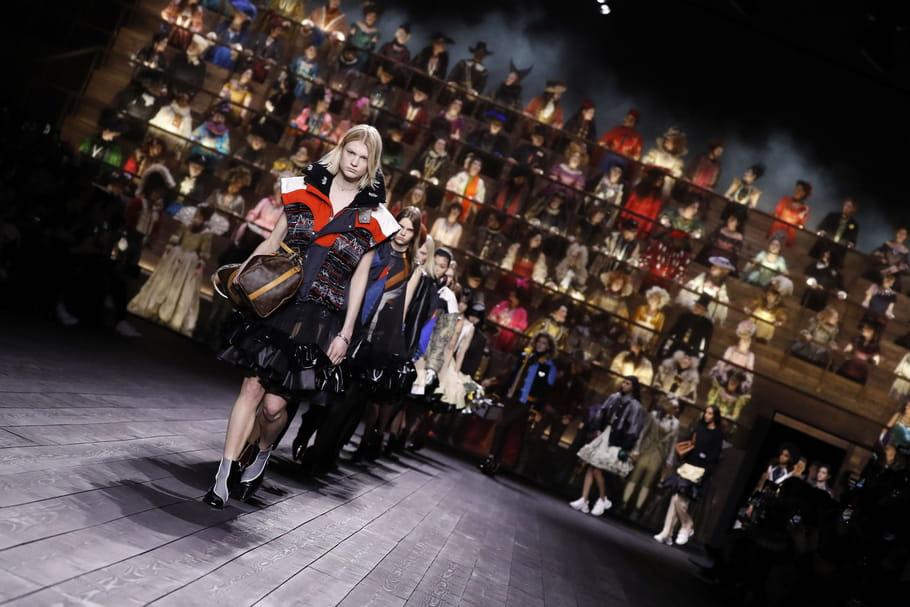Fashion week de Paris: de Louis Vuitton à Chanel, suite et fin