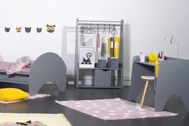 Bureau Kiddo par Maureen Romeas pour Miliboo