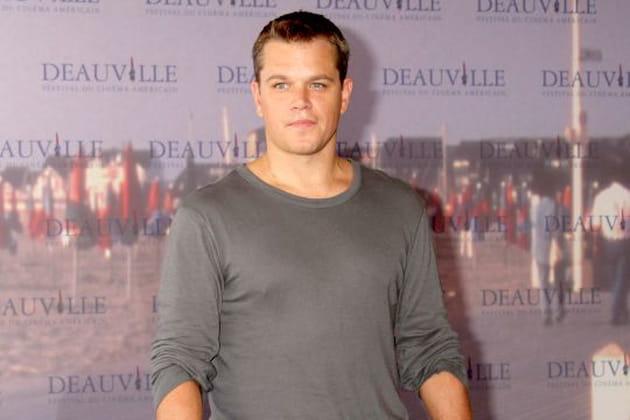 Matt Damon, le gendre idéal