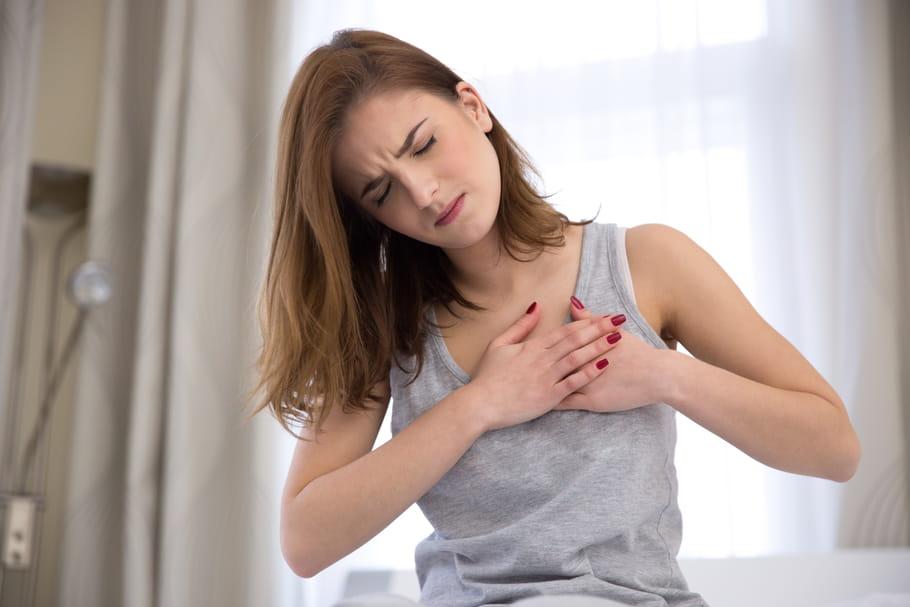 Les symptômes du malaise cardiaque