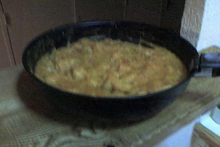Soupe de crevettes (bobo de camarão)