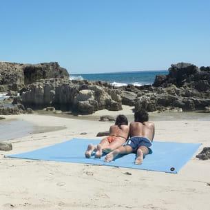 drap de plage xxl pour deux obaba