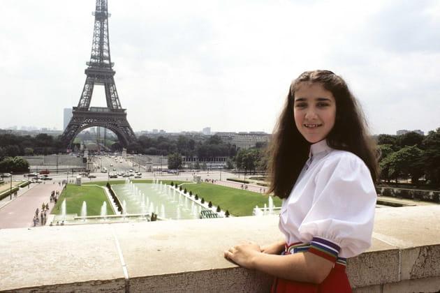 Céline sous le ciel de Paris