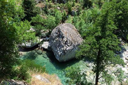 La vallée de Restonica