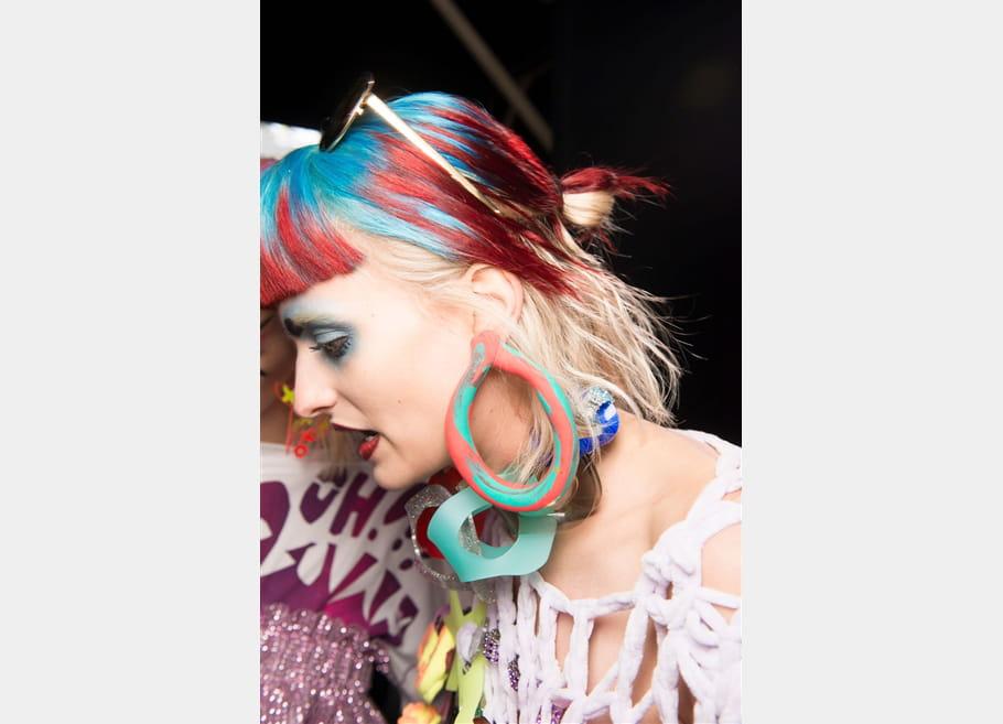 Fashion East (Backstage) - photo 30