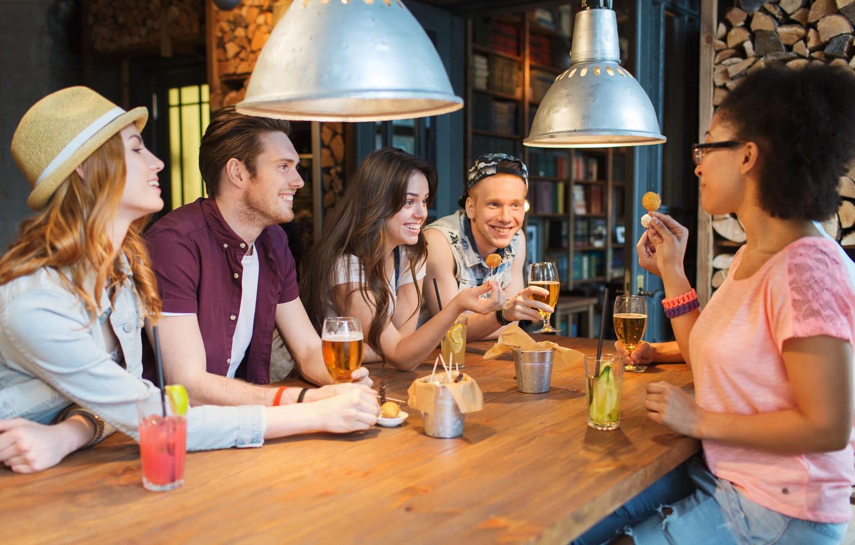 Consommation d'alcool: pas plus de 10verres par semaine