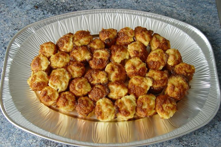 Bouchées au jambon sans gluten