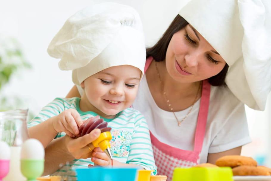 5bonnes raisons de cuisiner avec les enfants