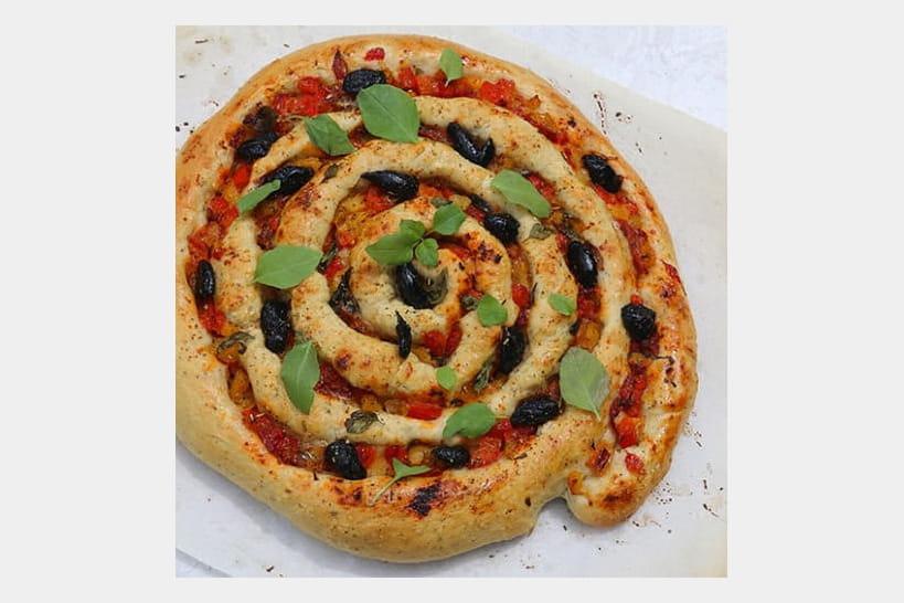 Recettes de pizzas originales