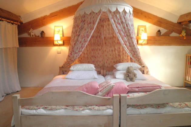 La chambre de Greta, rose