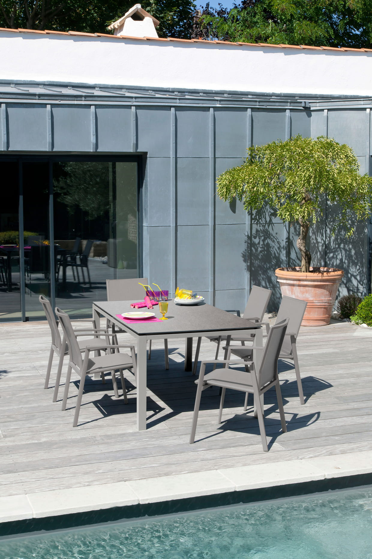 Salon de jardin en bois chez ikea des id es int ressantes pou - Solde mobilier jardin ...