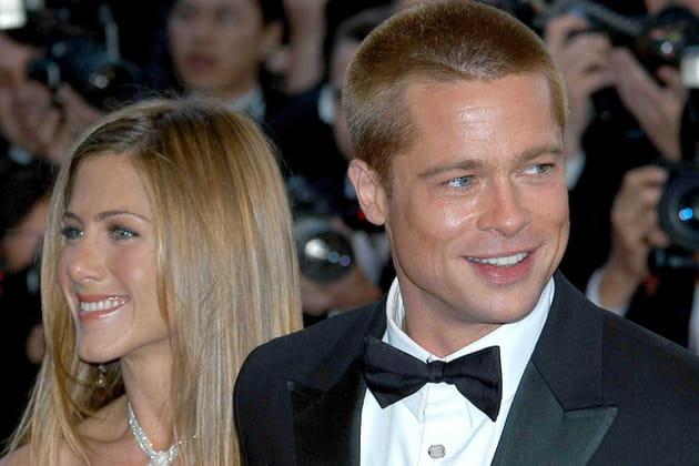 Brad Pitt et Jennifer Aniston
