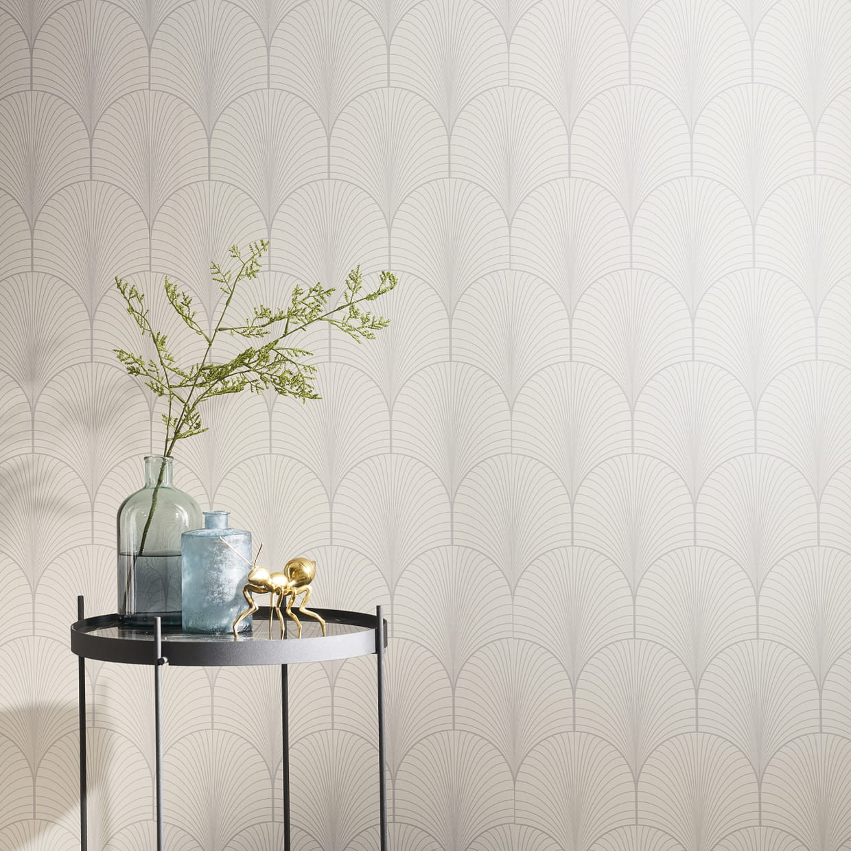 papier peint jos phine chez leroy merlin. Black Bedroom Furniture Sets. Home Design Ideas
