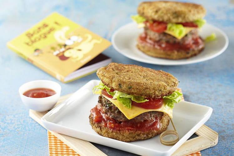 Hamburger de Pompadour Label Rouge