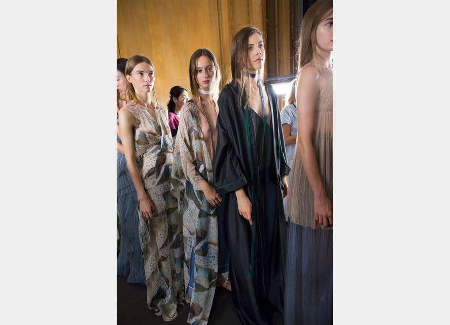 Vionnet (Backstage) - photo 48