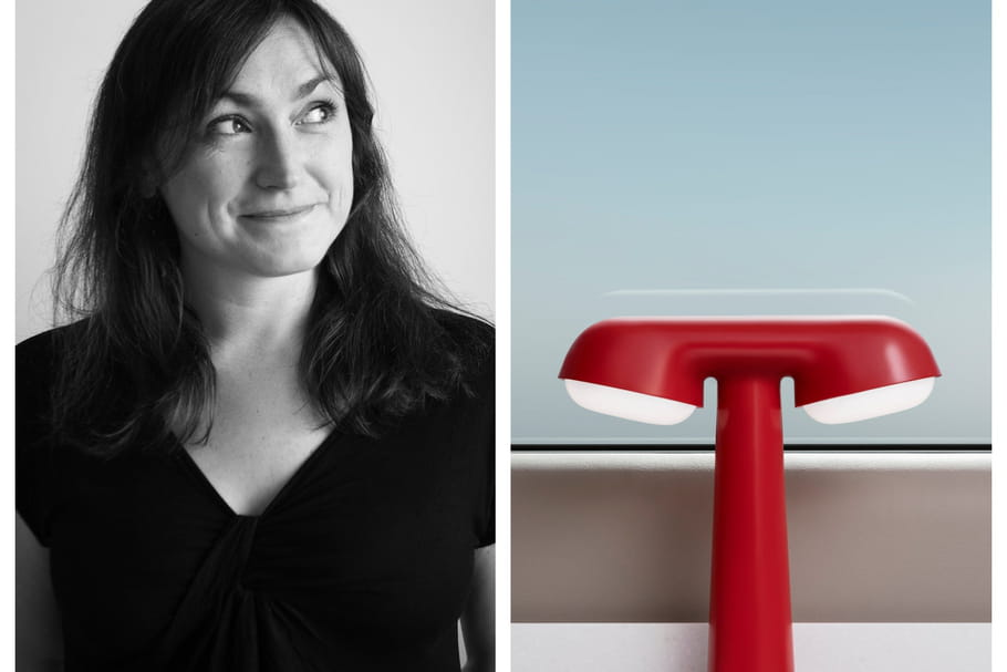 Le CV design de Ionna Vautrin
